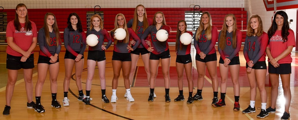 Lady Redskins Volleyball
