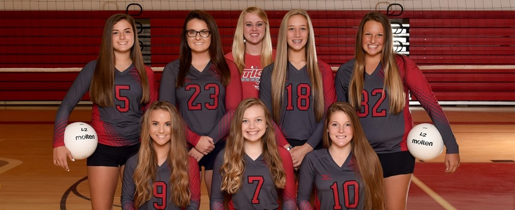 UHS JV Volleyball 2018