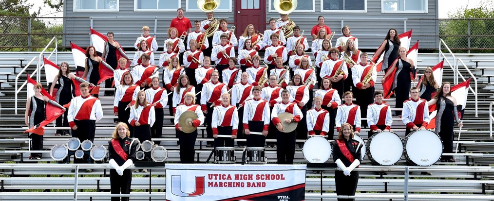 Utica Marching Band