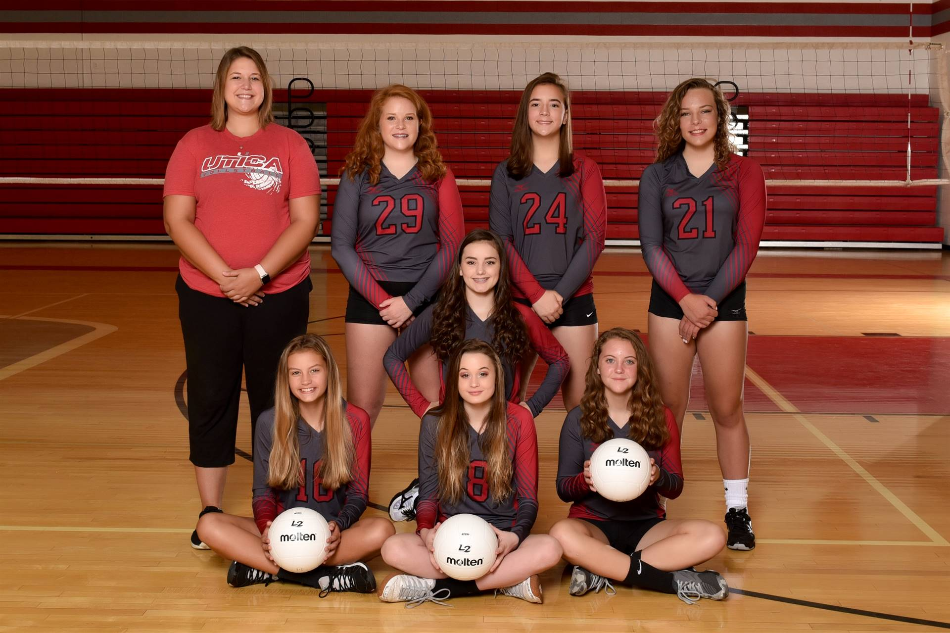 UHS Freshman Volleyball