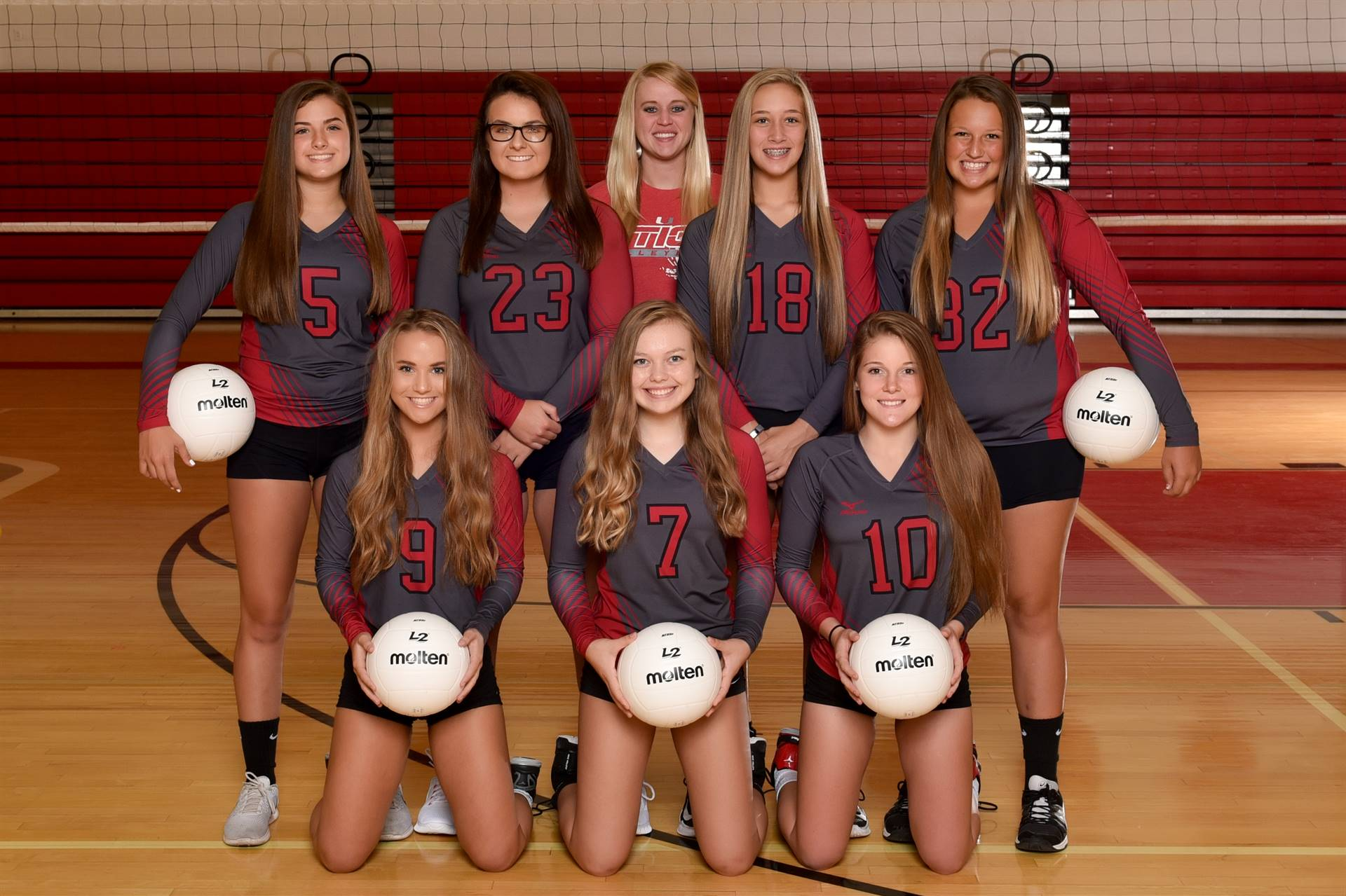 UHS JV Volleyball