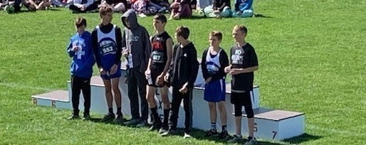 Austin Kennedy finished 11th at LCL