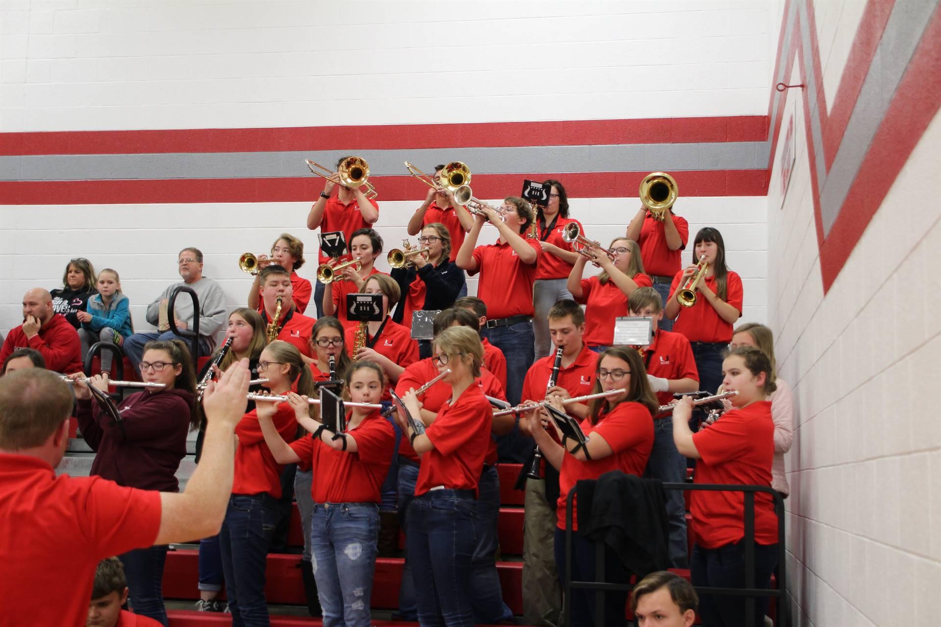 Pep Band