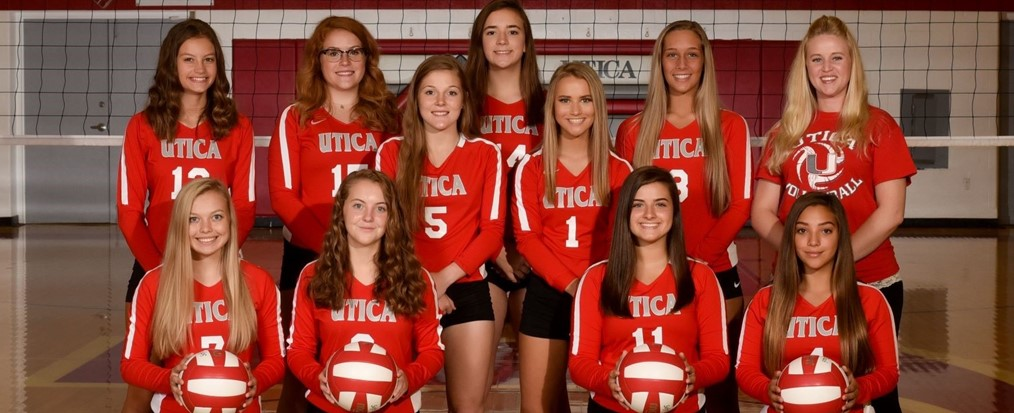 UHS JV Volleyball 2019