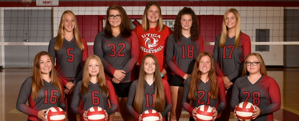 2019 Freshmen Volleyball