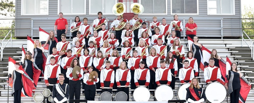 2019 UHS Marching Band