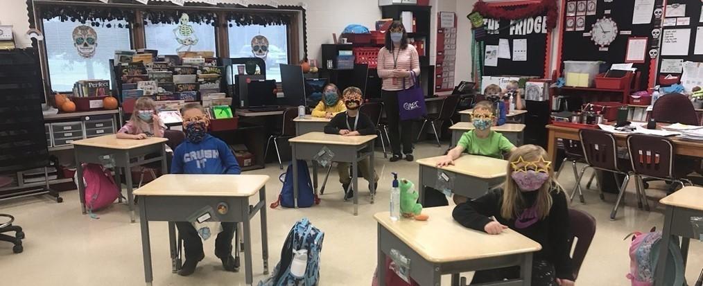 Newton Mrs. Keller's class