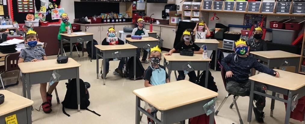 Mrs. Keller's class