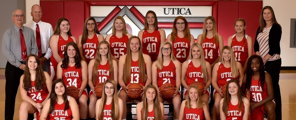 UHS GIRLS BASKETBALL