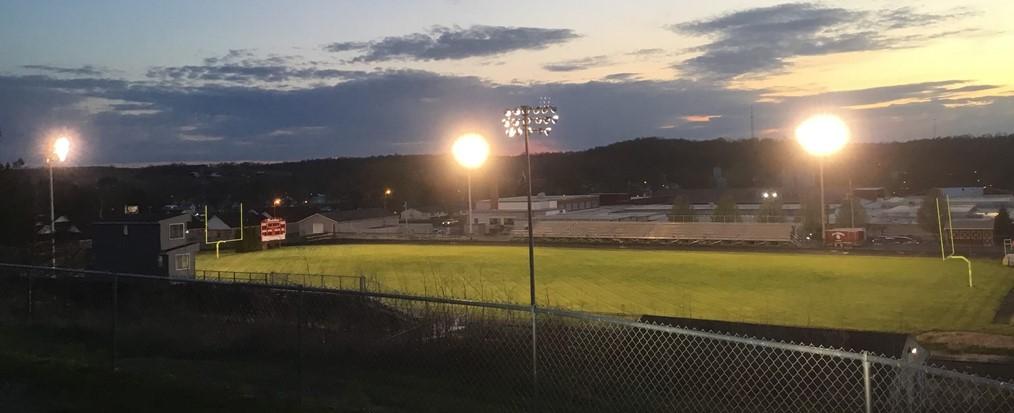 Senior Strong - Football Stadium