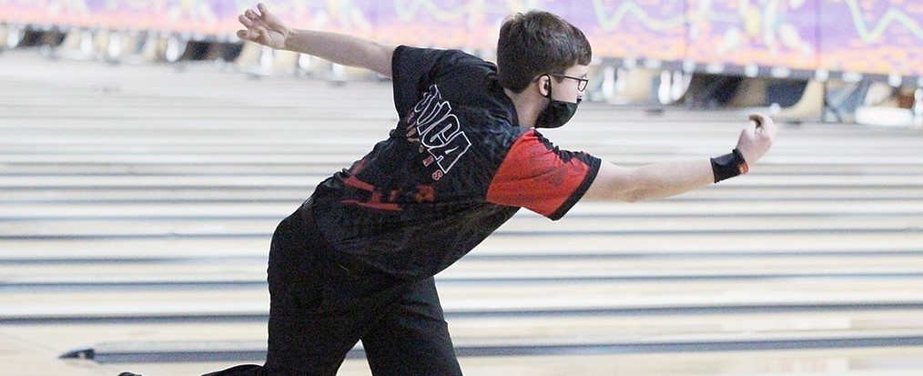Mt. Vernon News Bowler of the Year Blake French